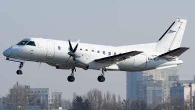 A picture of URELV - Saab 340B - Air Urga - © Chris Jilli