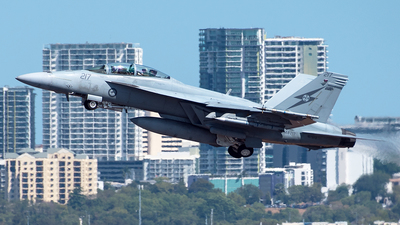 A44-217 - Boeing F/A-18F Super Hornet - Australia - Royal Australian Air Force (RAAF)