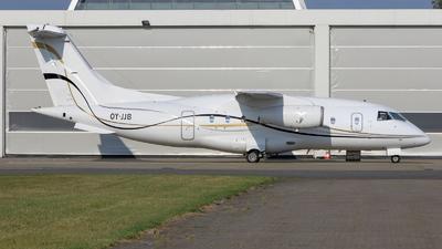 A picture of OYJJB - Dornier 328310 JET - SunAir - © vwmatze