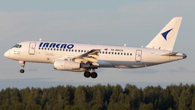 RA-89034 - Sukhoi Superjet 100-95LR - IrAero