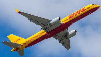 A picture of GDHKC - Boeing 757256(PCF) - DHL - © Stephan Wagner