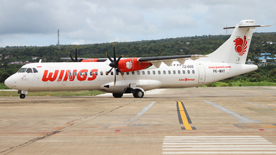 PK-WHY - ATR 72-212A(600) - Wings Air