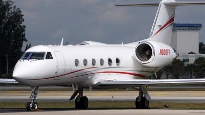 N805FT - Gulfstream G-IV(SP) - Private