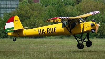 HA-RUF - Rubik R-18c/1 Kánya - Private