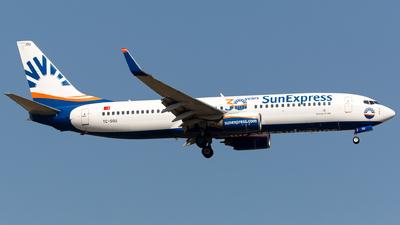 TC-SOU - Boeing 737-8Z9 - SunExpress