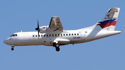 SX-NIK - ATR 42-320 - Sky Express
