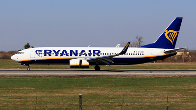 EI-GDI - Boeing 737-8AS - Ryanair