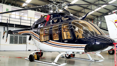 HK-5258 - Bell 407 - Private