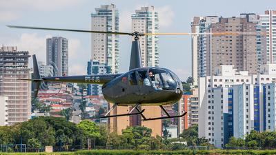 PT-FJS - Robinson R44 Raven II - UltraPilot Escola de Pilotagem