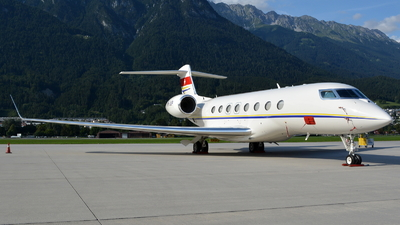 HB-JKP - Gulfstream G650ER - Jet Aviation Business Jets