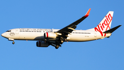 A picture of VHYIW - Boeing 7378FE - Virgin Australia - © Peter Reading