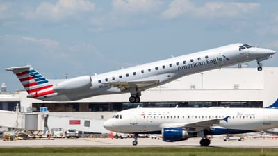 A picture of N650AE - Embraer ERJ145LR - American Airlines - © Will Fibich