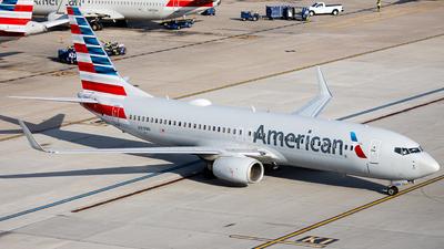 A picture of N819NN - Boeing 737823 - American Airlines - © Alexander Owen