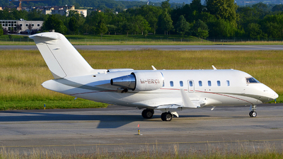 M-ERCI - Bombardier CL-600-2B16 Challenger 605 - Private