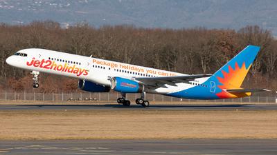 A picture of GLSAJ - Boeing 757236 - Jet2 - © Alexandre Fazan