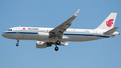 B-1852 - Airbus A320-214 - Air China