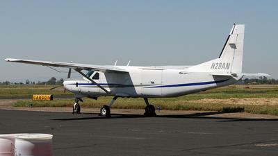 N29AN - Cessna 208B Grand Caravan - Private