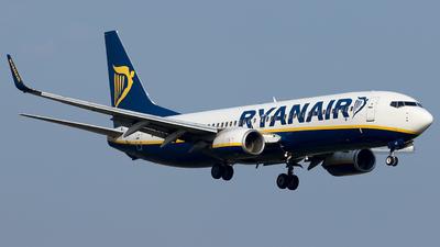EI-DAD - Boeing 737-8AS - Ryanair