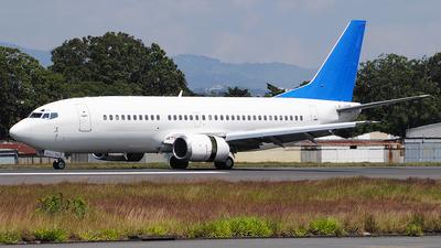 N531AU - Boeing 737-3B7 - iAero Airways