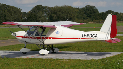 D-MDCA - Ikarus C-42 - Private