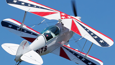 I-PITS - Pitts S-2B Special - Private