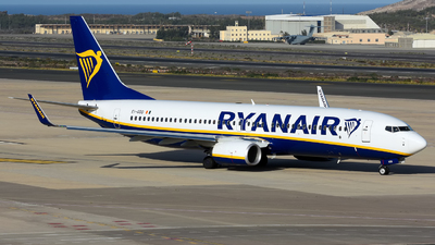 EI-GDD - Boeing 737-8AS - Ryanair