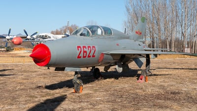 2622 - Shenyang JJ-7 - China - Air Force