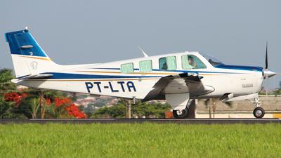 PT-LTA - Beechcraft A36 Bonanza - Private
