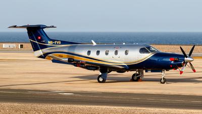 A picture of HBFVG - Pilatus PC12/47E - [1093] - © Pedro Lopez Batista.