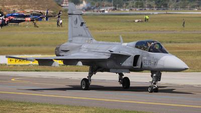9239 - Saab JAS-39C Gripen - Czech Republic - Air Force