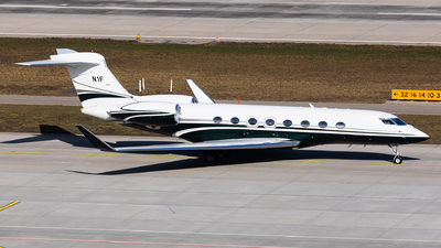 N1F - Gulfstream G650 - Private