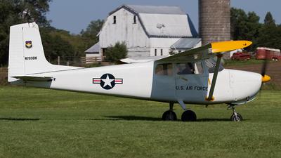 A picture of N7656M - Cessna 175 Skylark - [55956] - © Jeremy D. Dando