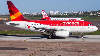 PR-ONO - Airbus A318-121 - Avianca Brasil