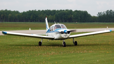 HA-APF - Piper PA-28-140 Cherokee - Private