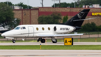 N197MJ - Dassault Falcon 10 - Private