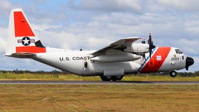 2004 - Lockheed Martin HC-130J Combat King II - United States - US Coast Guard (USCG)