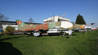 3312 - Sukhoi Su-22M4 Fitter K - Slovakia - Air Force