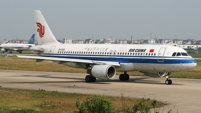 B-2210 - Airbus A320-214 - Air China
