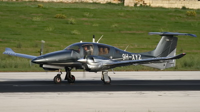 9H-XYZ - Diamond Aircraft Diamond DA-62 - Private