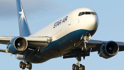 OY-SRN - Boeing 767-219(ER)(BDSF) - Star Air