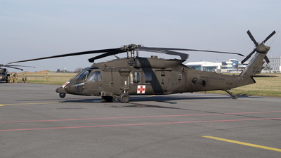 11-20351 - Sikorsky HH-60M Blackhawk - United States - US Army