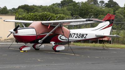 A picture of N738WZ - Cessna 172N Skyhawk - [17270306] - © Jeremy D. Dando