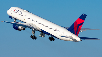 A picture of N666DN - Boeing 757232 - Delta Air Lines - © Mateo Skinner