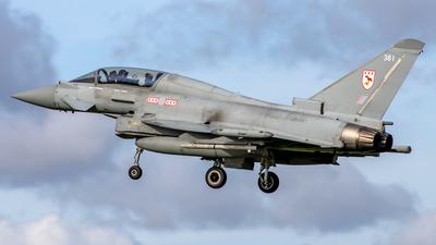 ZK381 - Eurofighter Typhoon T.3 - United Kingdom - Royal Air Force (RAF)
