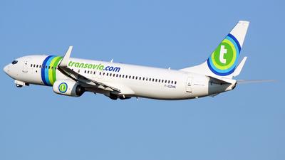 F-GZHK - Boeing 737-8K2 - Transavia France