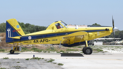 4X-AFG - Air Tractor AT-802A - Chim-Nir Aviation
