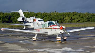 PT-DPU - Piper PA-28-140 Cherokee C - Private