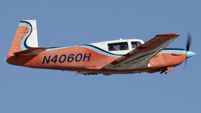 N4060H - Mooney M20K - Private