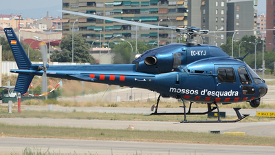 A picture of ECKYJ - Airbus Helicopters AS355 Ecureuil 2 - [5767] - © Xevi