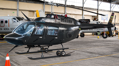 FAE415 - Bell 206B-3 JetRanger III - Ecuador - Air Force